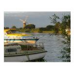 Norfolk Broads - Postcard