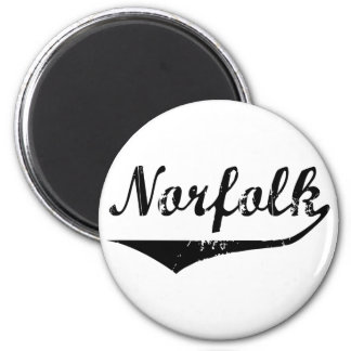 Norfolk Imán Redondo 5 Cm