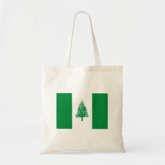 Norfolk Island Budget Tote Bag