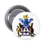 Norfolk Island COA Pinback Buttons