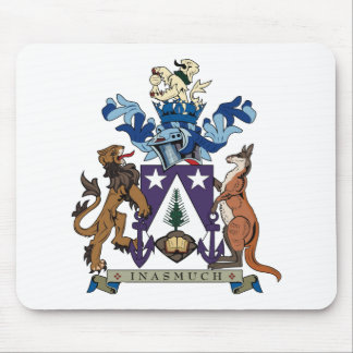 Norfolk Island Coat of Arms Mousepad