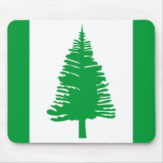 Norfolk Island country flag nation symbol Mouse Pad