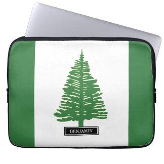Norfolk Island Flag Computer Sleeve