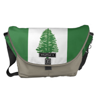 Norfolk Island Flag Courier Bag