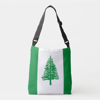 Norfolk Island Flag Crossbody Bag