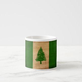 Norfolk Island Flag Espresso Cup