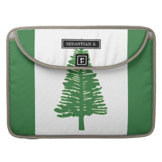 Norfolk Island Flag MacBook Pro Sleeve