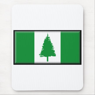Norfolk Island Flag Mouse Pad