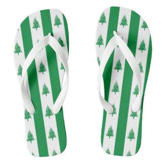 Norfolk Island Flip Flops
