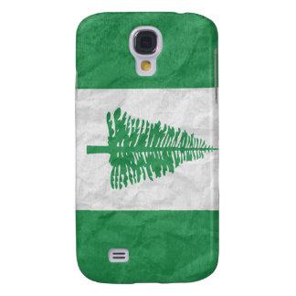 Norfolk Island Galaxy S4 Cases