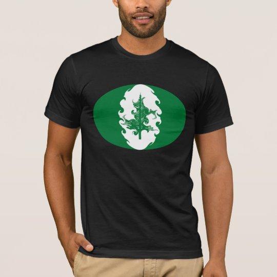 Norfolk Island Gnarly Flag T-Shirt