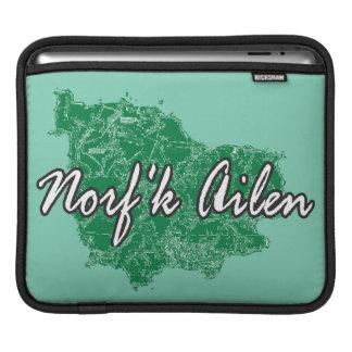 Norfolk Island iPad Sleeve