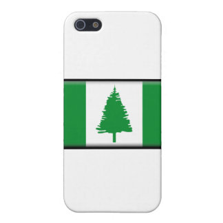 Norfolk Island  Cover For iPhone 5