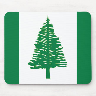 norfolk island mouse pad