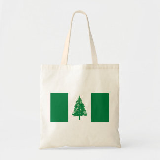 norfolk island tote bag