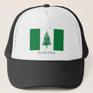 Norfolk Islands flag souvenir hat
