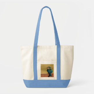 Norfolk Kingfisher Tote Bag