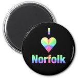 Norfolk -- Pasteles Imán Para Frigorifico