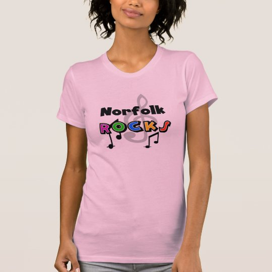 Norfolk Rocks T-Shirt
