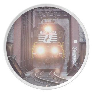 Norfolk Southern #3288 Plate