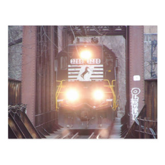 Norfolk Southern #3288 Postcard