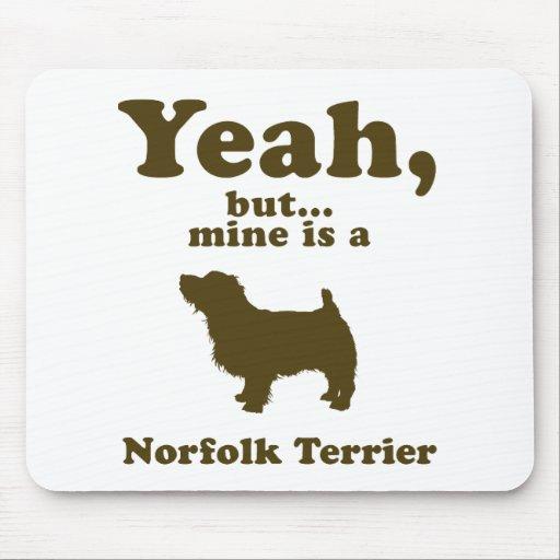 Norfolk Terrier Alfombrillas De Raton