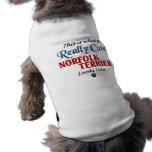 Norfolk Terrier Camisas De Mascota