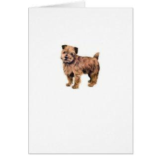 Norfolk Terrier Card