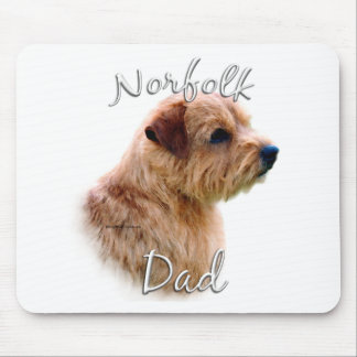 Norfolk Terrier Dad 2 Mouse Pad