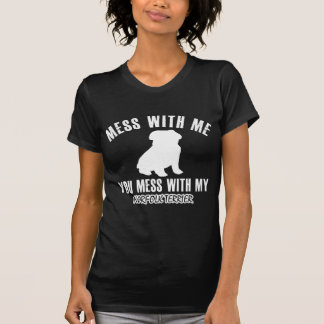 Norfolk terrier designs T-Shirt