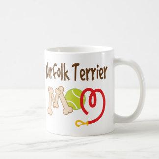 Norfolk Terrier Dog Breed Mom Gift Coffee Mug