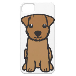 Norfolk Terrier Dog Cartoon iPhone SE/5/5s Case