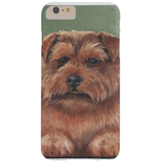 Norfolk Terrier Funda De iPhone 6 Plus Barely There