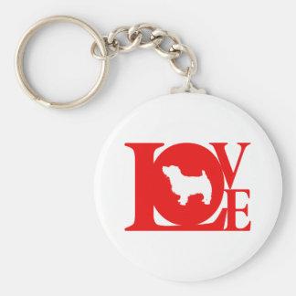 Norfolk Terrier Key Chains