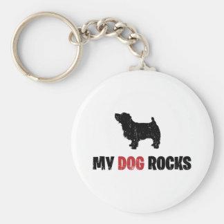 Norfolk Terrier Keychain