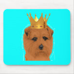 Norfolk Terrier King Mousepad