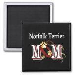 Norfolk Terrier MOM Gifts Fridge Magnet
