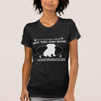 Norfolk Terrier Mommy Designs T-Shirt