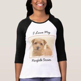 Norfolk Terrier T-Shirt