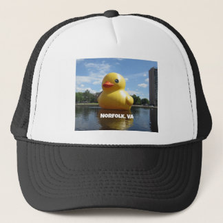 Norfolk, Virginia (Duck) Trucker Hat