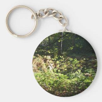 Norfolk Woodlands Keychain