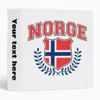 "Norge Carpeta 1 1/2"""