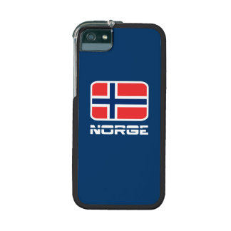 Norge iPhone 5 Cases