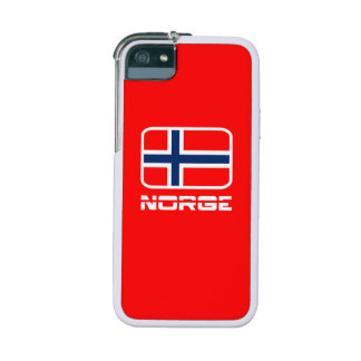 Norge Case For iPhone 5/5S