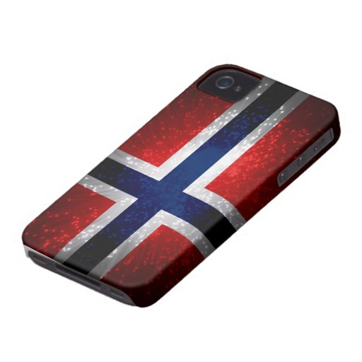 Norge; norske Case-Mate iPhone 4 case