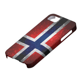 Norge norske iPhone 5 carcasa