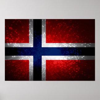 Norge; norske print