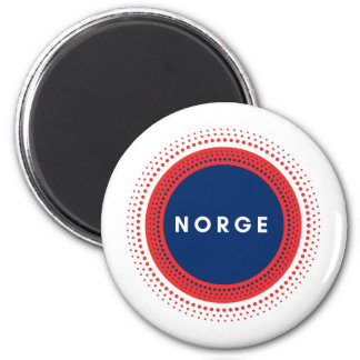 Norge Norway Magnet