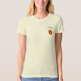 NORGE (NORWAY) T SHIRT