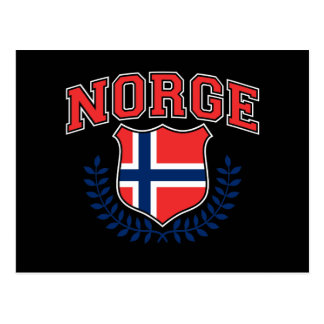 Norge Postcard